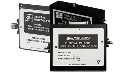 General Microwave Phase Shifters