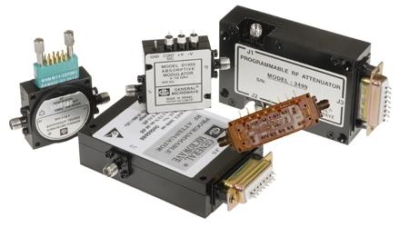 Kratos General Microwave Microwave Attenuators