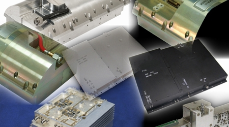 Kratos General Microwave Solid State Power Amplifiers